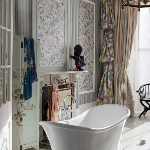 diseño baño lujo
