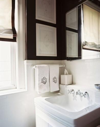 decorar baño lujo