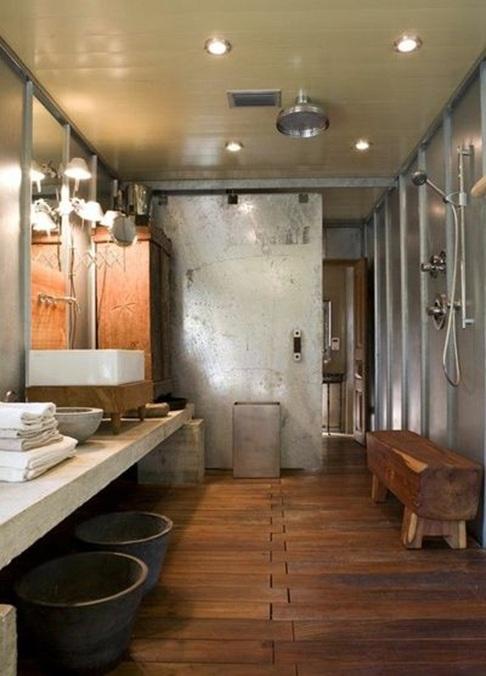 Decoracion Baño Hombre:15 Diseños Imponentes de Baños para Hombres