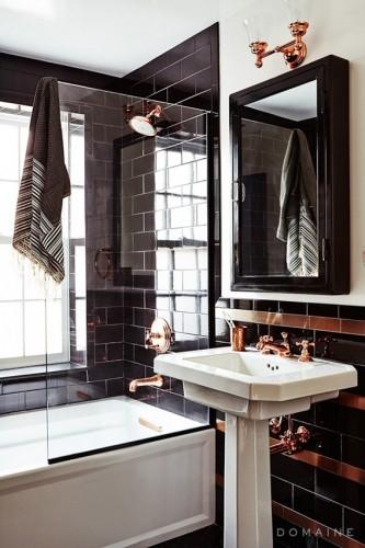 decorar baño hombres