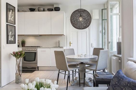 21 estilos e ideas para decorar tu comedor for Ideas para decorar tu sala comedor