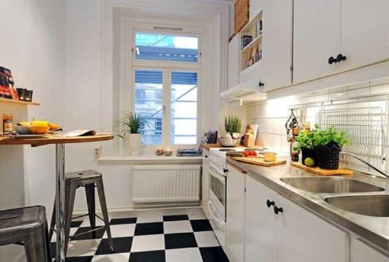15 dise os de comedor y cocina juntos para espacios peque os for Diseno de sala comedor y cocina juntos