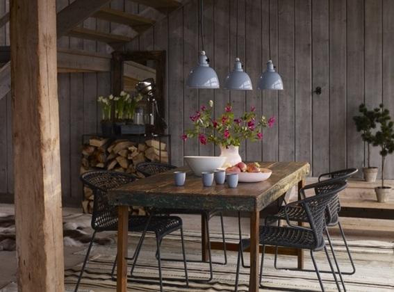 Comedor de madera rustico: mesas comedor con aire rústico villalba ...