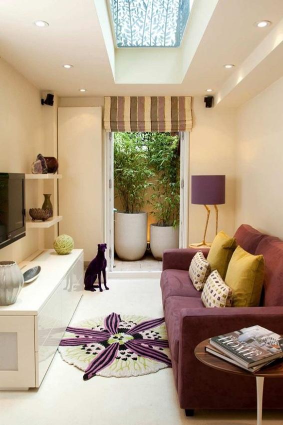 Cómo decorar una sala pequeña? ideas y hermosos diseños