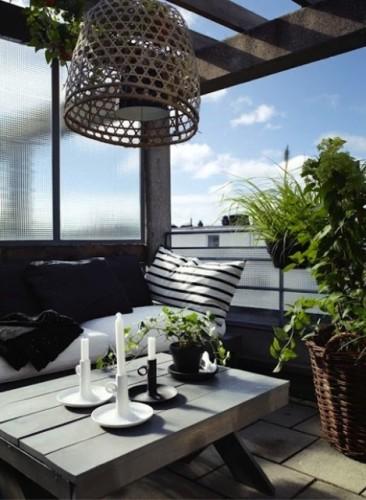 decorar terraza
