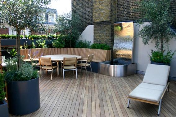 15 estupendos dise os de terrazas for Disenos para terrazas