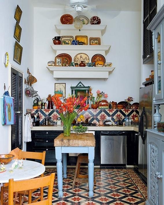 15 Pequeñas Cocinas con Isla Central