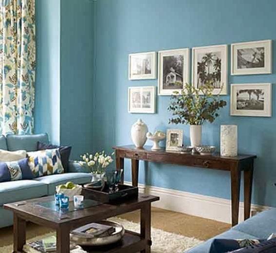 Ideas para decorar salas con cuadros for Cuadros pequenos para decorar