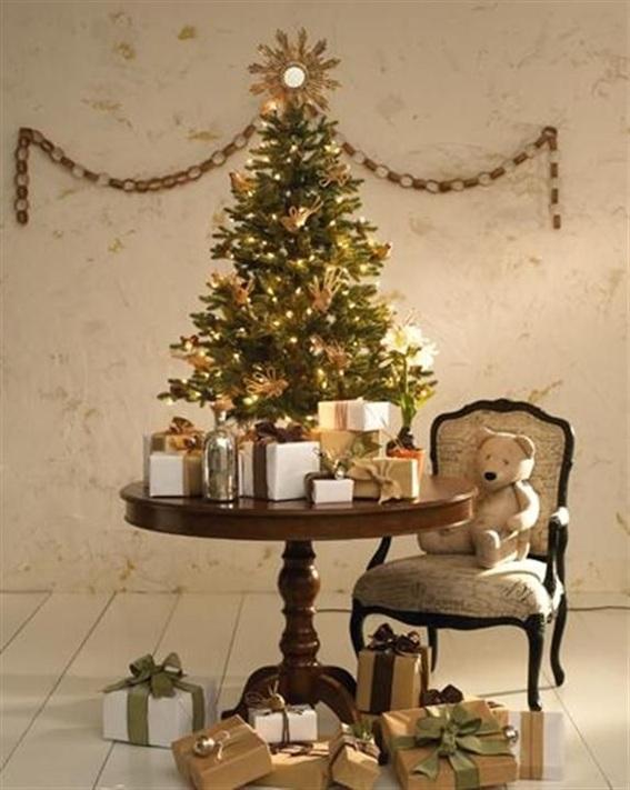15 rboles de navidad peque os decorados