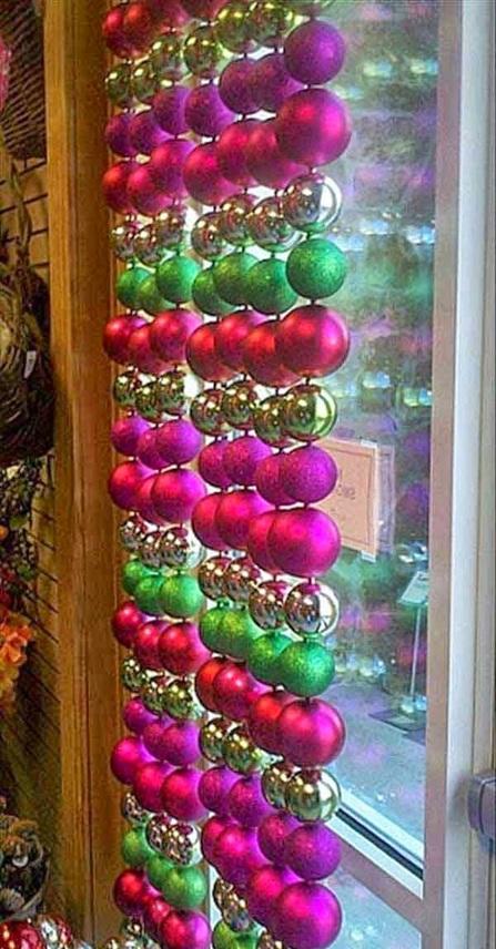 11 magn ficas ideas para decorar la ventana en navidad - Navidad ideas para decorar ...
