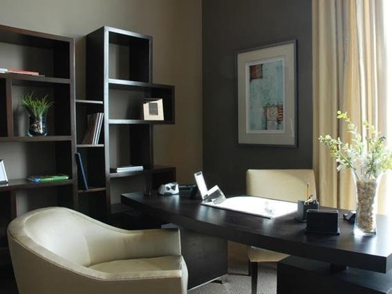15 dise os de oficinas modernas para el hogar for Pinterest oficinas modernas