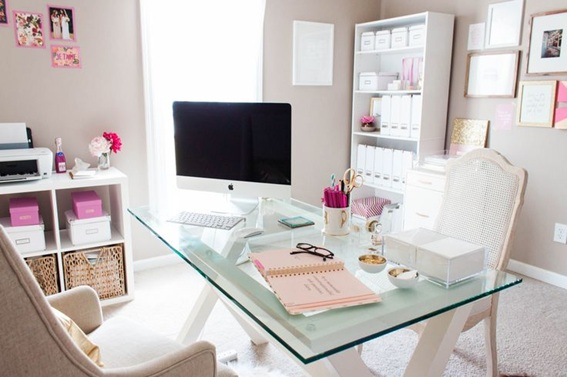 15 dise os de oficinas modernas para el hogar for Decoracion de oficinas modernas