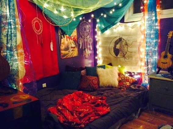 12 Ideas De Dormitorios Estilo Bohemio