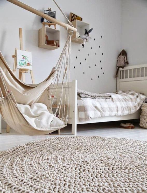 15 dise os de dormitorios infantiles estilo escandinavo - Dormitorios infantiles nordicos ...