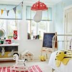 15 Diseños de Dormitorios Infantiles Estilo Escandinavo