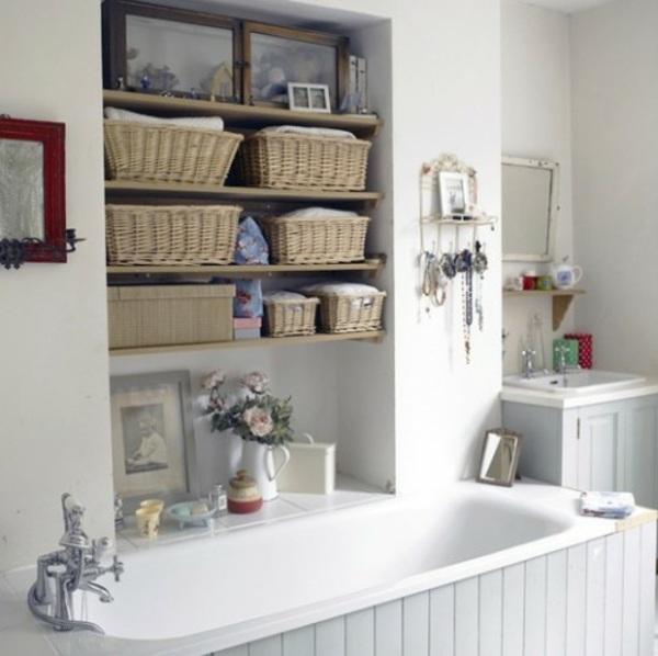 25 ba os peque os y funcionales para el hogar for Decoracion aseos