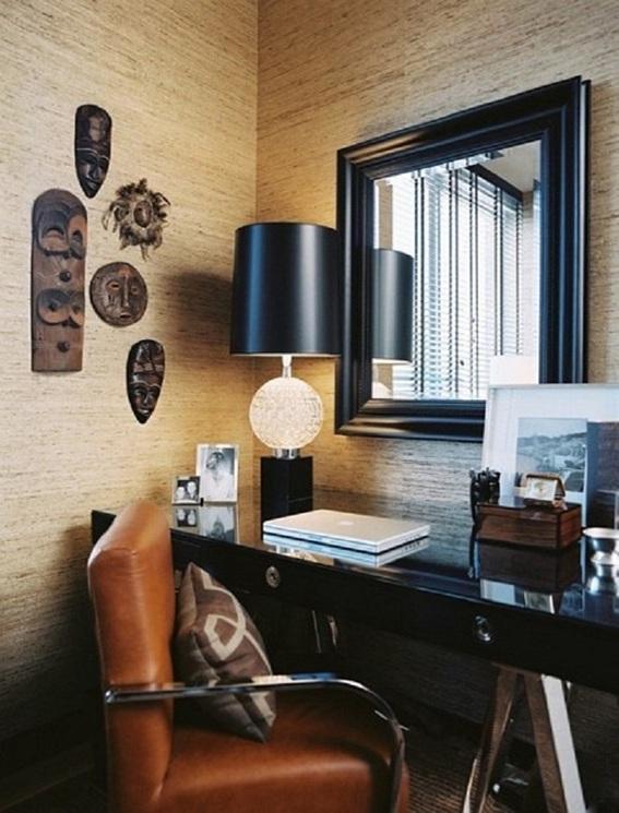 Ideas para decorar una oficina femenina en casa for Ideas para oficina en casa