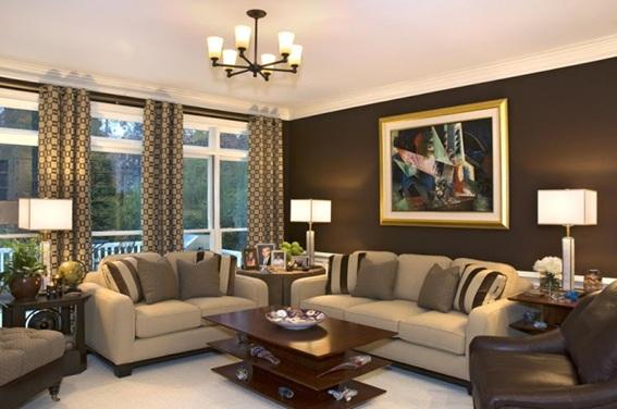 Ideas para decorar tu sala en tonos neutros