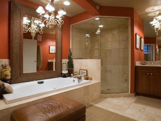 15 fotos de espejos para el cuarto de ba o for Espejo que se abre