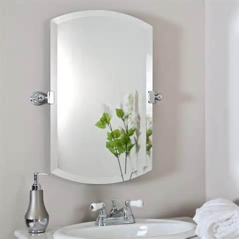 decorar espejo baño