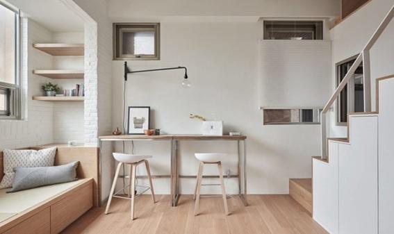 diseño apartamento muy pequeño