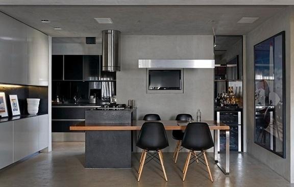 decoración apartamento sofisticado