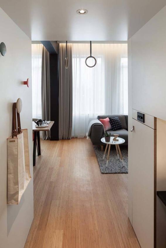 diseño apartamento pequeño