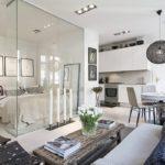 Diseño de Mini Apartamento de 32 m2 en Estocolmo