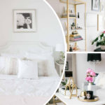 Apartamento Muy Pequeño Femenino y Elegante