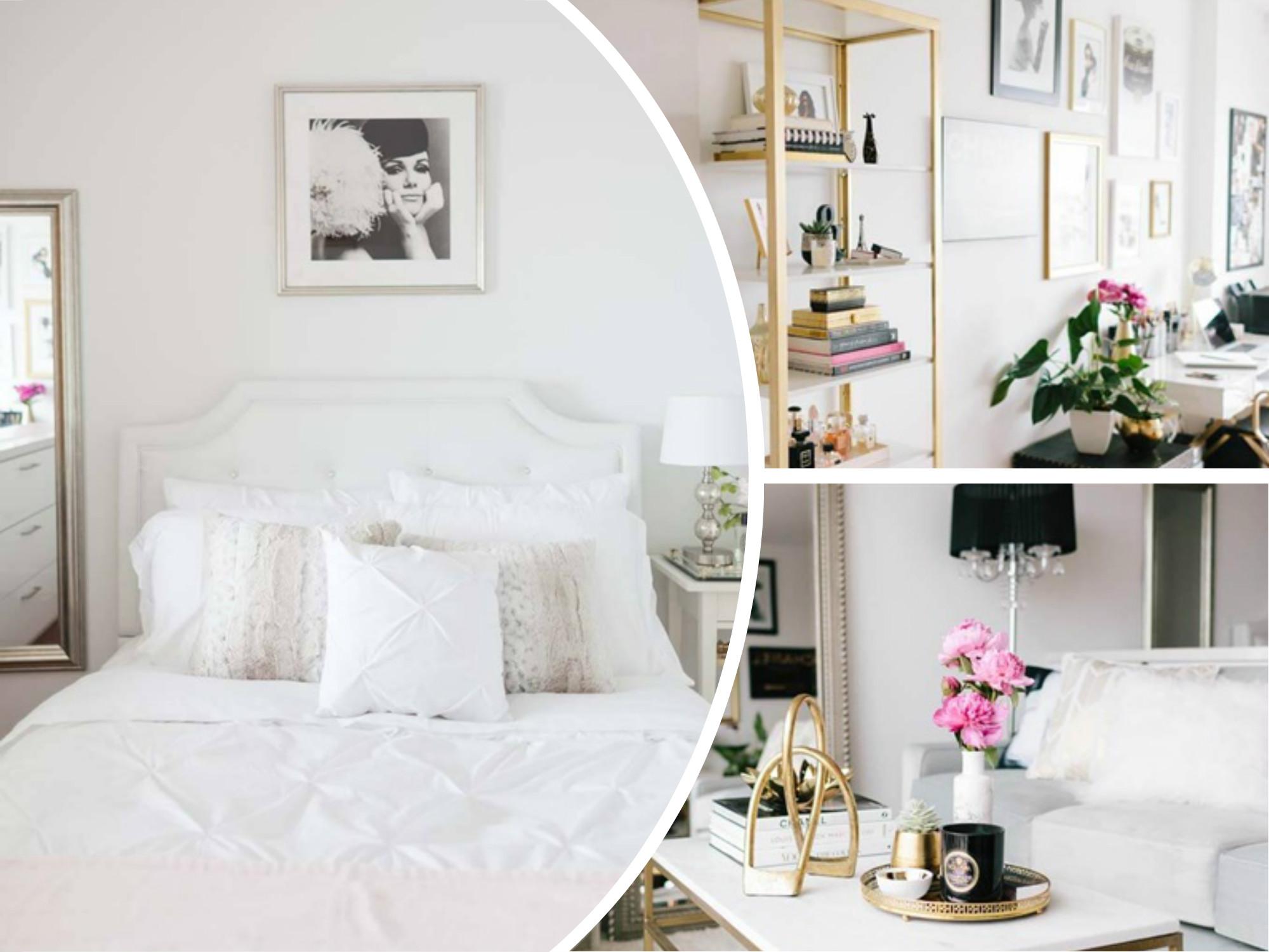 apartamento muy pequeño femenino