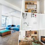 Decoración de Pequeño Apartamento en Bulgaria