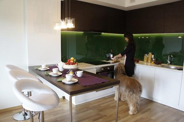 apartamento moderno y elegante