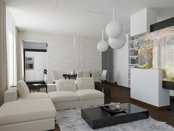 foto apartamento minimalista