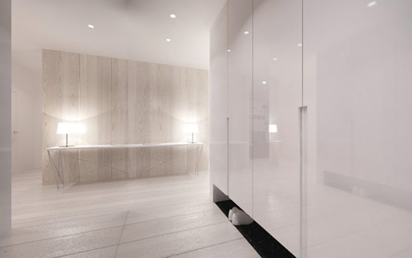 apartamento minimalista moderno