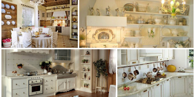 Fotos e ideas para decorar la casa - Cocina estilo provenzal ...