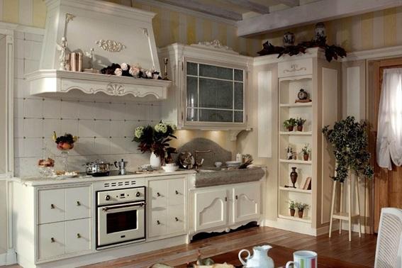 cocina estilo provenzal