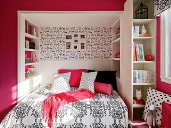 Ideas pr cticas para decoraci n dormitorios juveniles para - Habitacion juvenil chica ...