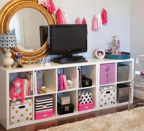 organizar dormitorio juvenil chicas