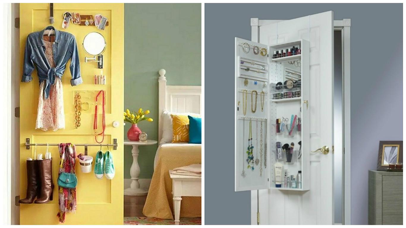Ideas pr cticas para decoraci n dormitorios juveniles para for Puertas de dormitorios modelos