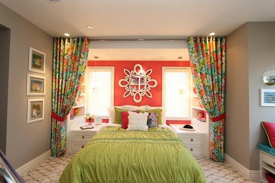 foto de dormitorio juvenil para chicas