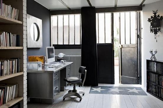 interior loft estilo industrial