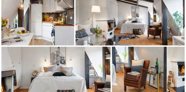 Fotos e ideas para decorar la casa for Diseno interior de apartamentos pequenos