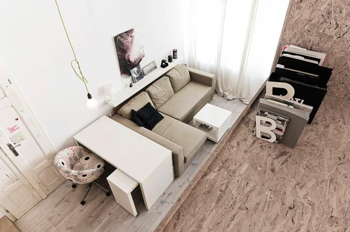 foto apartamento muy pequeño