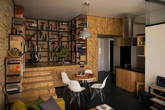foto de apartamento pequeño