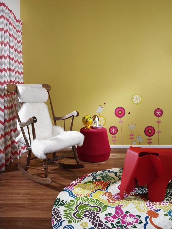 imagen decoración apartamento moderno
