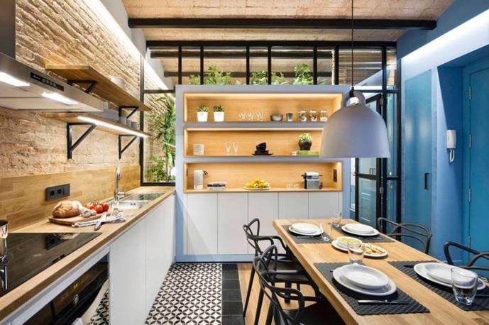 diseño interior apartamento