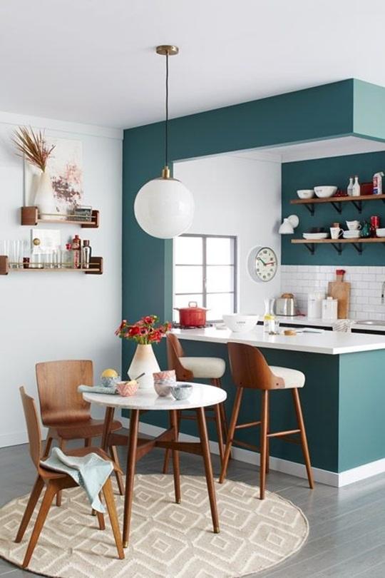 comedor pequeño decorado ideal para departamento