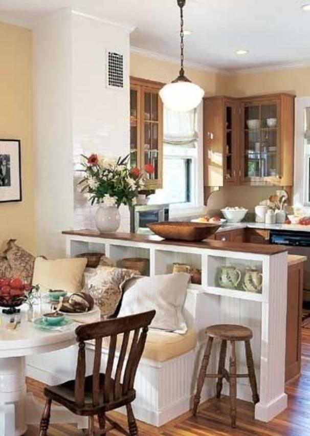 sala comedor y cocina juntos