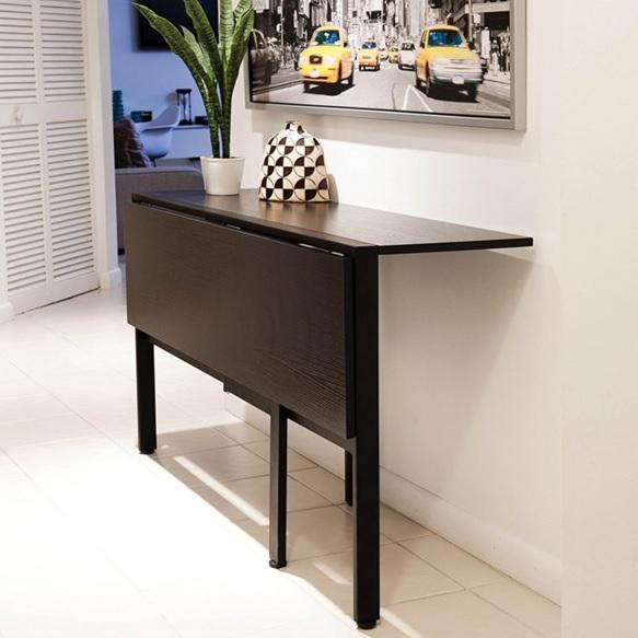 mesa plegable pared
